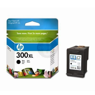 HP 300XL (CC641EE) Original High Capacity Black Ink cartridge