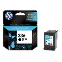 HP Original 336 (C9362EE) Black Ink Cartridge For Low or Moderstae Usage