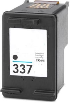 Remanufactured HP 337 (C9364EE) High Capacity Black Ink Cartridge