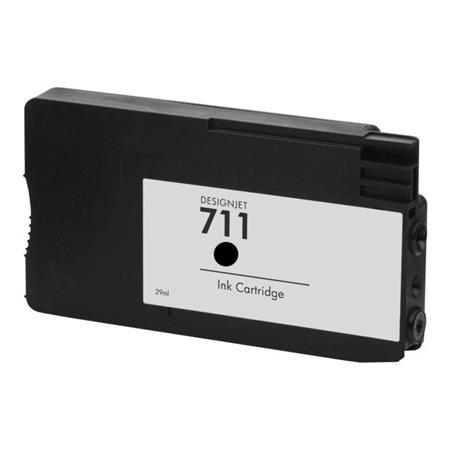 Compatible HP 711 Black High Capacity Ink Cartridge (CZ133A)