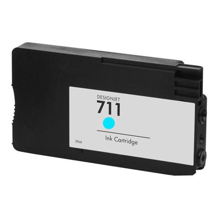 Compatible HP 711 Cyan Ink Cartridge (CZ130A)
