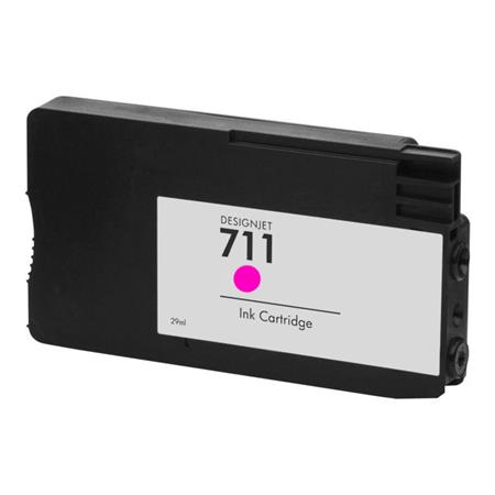 Compatible HP 711 Magenta Ink Cartridge (CZ131A)