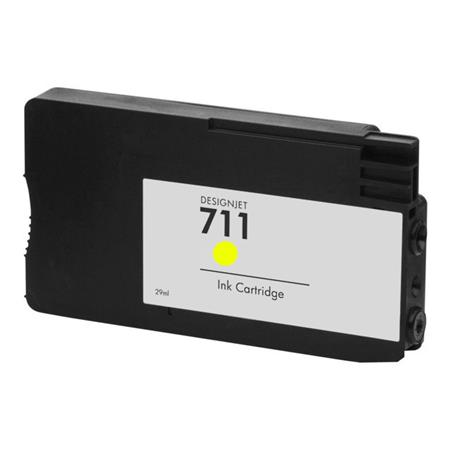 Compatible HP 711 Yellow Ink Cartridge (CZ132A)