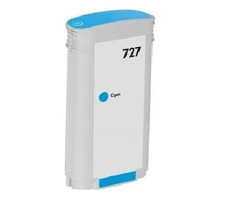 Compatible HP 727 Cyan High Capacity Ink Cartridge