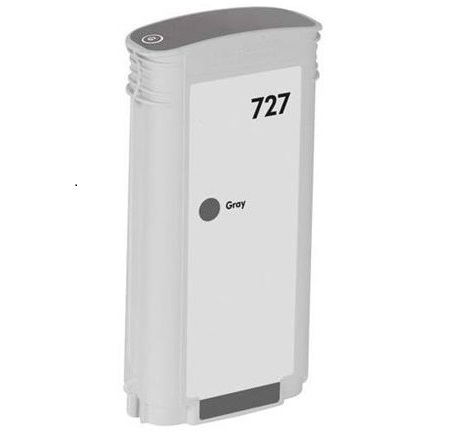 Compatible HP 727 Grey High Capacity Ink Cartridge