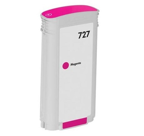 Compatible HP 727 Magenta High Capacity Ink Cartridge