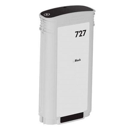 Compatible HP 727 Matt Black High Capacity Ink Cartridge