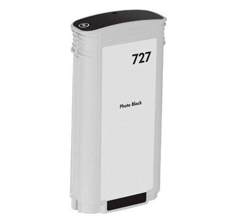 Compatible HP 727 Photo Black High Capacity Ink Cartridge