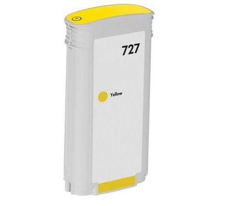 Compatible HP 727 Yellow High Capacity Ink Cartridge