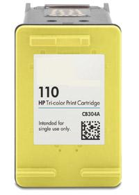 Remanufactured HP 110 (CB304AN) High Capacity Colour Ink Cartridge