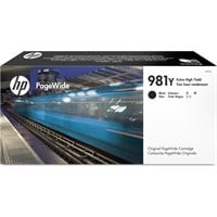 Original HP 981Y Black Extra High Capacity Inkjet Cartridge (L0R16A)