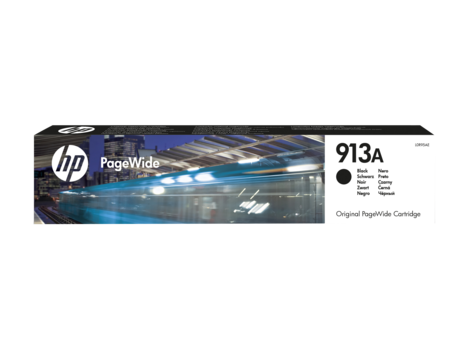 Original HP 913A Black Inkjet Cartridge (L0R95AE)