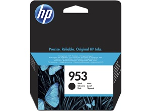 Original HP 953 Black Inkjet Cartridge (L0S58AE)