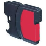 Brother LC1100M Compatible Magenta Inkjet Cartridge