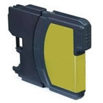 Brother LC1100Y Compatible Yellow Inkjet Cartridge