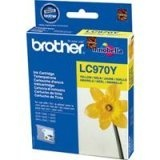Original Brother LC970Y Yellow Ink Cartridge