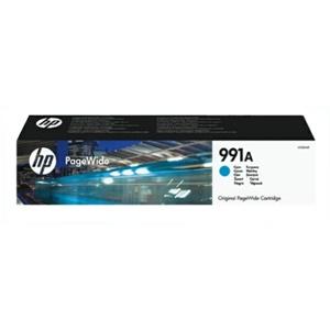 Original HP 991A Cyan Inkjet Cartridge (M0J74AE)