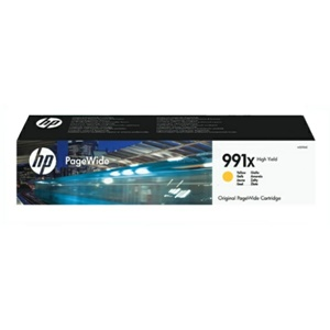 Original HP 991X Yellow High Capacity Inkjet Cartridge (M0J98AE)