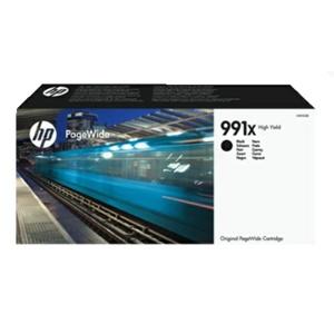 Original HP 991X Black High Capacity Inkjet Cartridge (M0K02AE)