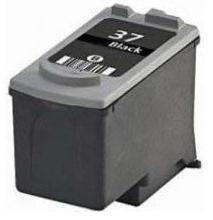 Canon PG-37 Black Remanufactured Ink Cartridge