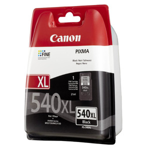 PG-540XL Canon Original Black Ink Cartridge