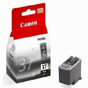 PG-37 Original Canon Black Ink Cartridge