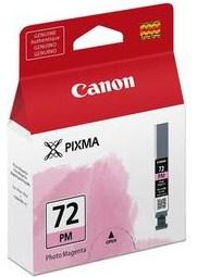 Canon Original PGI-72PM Photo Magenta Ink Cartridge (6408B001)