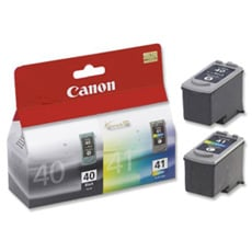 Canon Original PG40 & CL41 Twin Pack Ink Cartridges