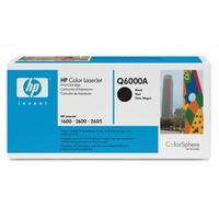 Original Q6000A HP Black Toner Cartridge