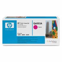 Original Q6003A HP Magenta Toner Cartridge