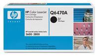Original Q6470A HP Black Toner Cartridge