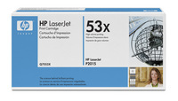 Original Q7553X HP Black Toner Cartridge