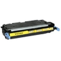 Compatible HP Q7562A Yellow Laser Toner Cartridge