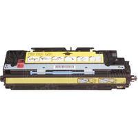 Compatible HP Q7582A Yellow Laser Toner Cartridge