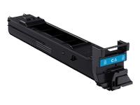 Konica Minolta A0DK452 Cyan Compatible Toner Cartridge
