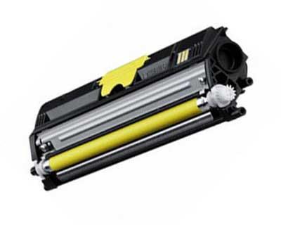 Konica Minolta A0V306H Yellow Compatible Toner Cartridge