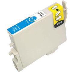 Compatible Epson T0542 Cyan Ink Cartridge