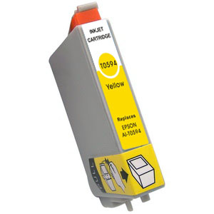 Compatible Epson T0594 Yellow Ink Cartridge