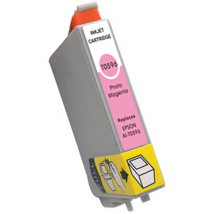 Compatible Epson T0596 Light Magenta Ink Cartridge