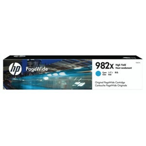 Original HP 982X Cyan High Capacity Inkjet Cartridge (T0B27A)