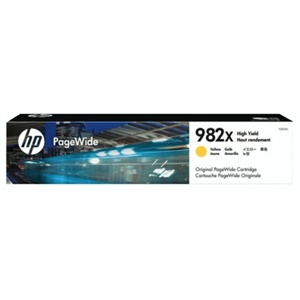 Original HP 982X Yellow High Capacity Inkjet Cartridge (T0B29A)