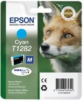 Original Epson T1282 Cyan Ink Cartridge