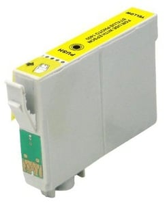 Compatible Epson T1284 Yellow Ink Cartridge