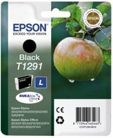 Original Epson T1291 Black Ink Cartridge