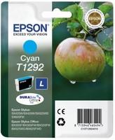 Original Epson T1292 Cyan Ink Cartridge