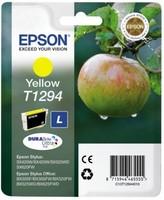 Original Epson T1294 Yellow Ink Cartridge