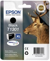 Original Epson T1301 Black Ink Cartridge