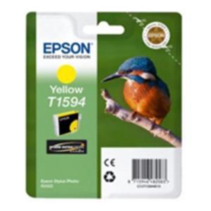 Original Epson T1594 Yellow Ink Cartridge
