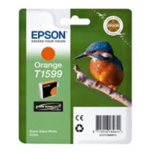 Original Epson T1599 Orange Ink Cartridge