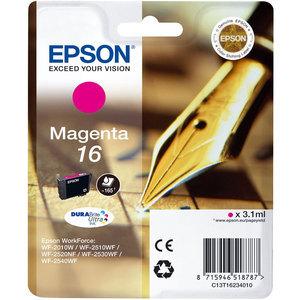 Epson Original T1623 Magenta Ink Cartridge (Series 16)